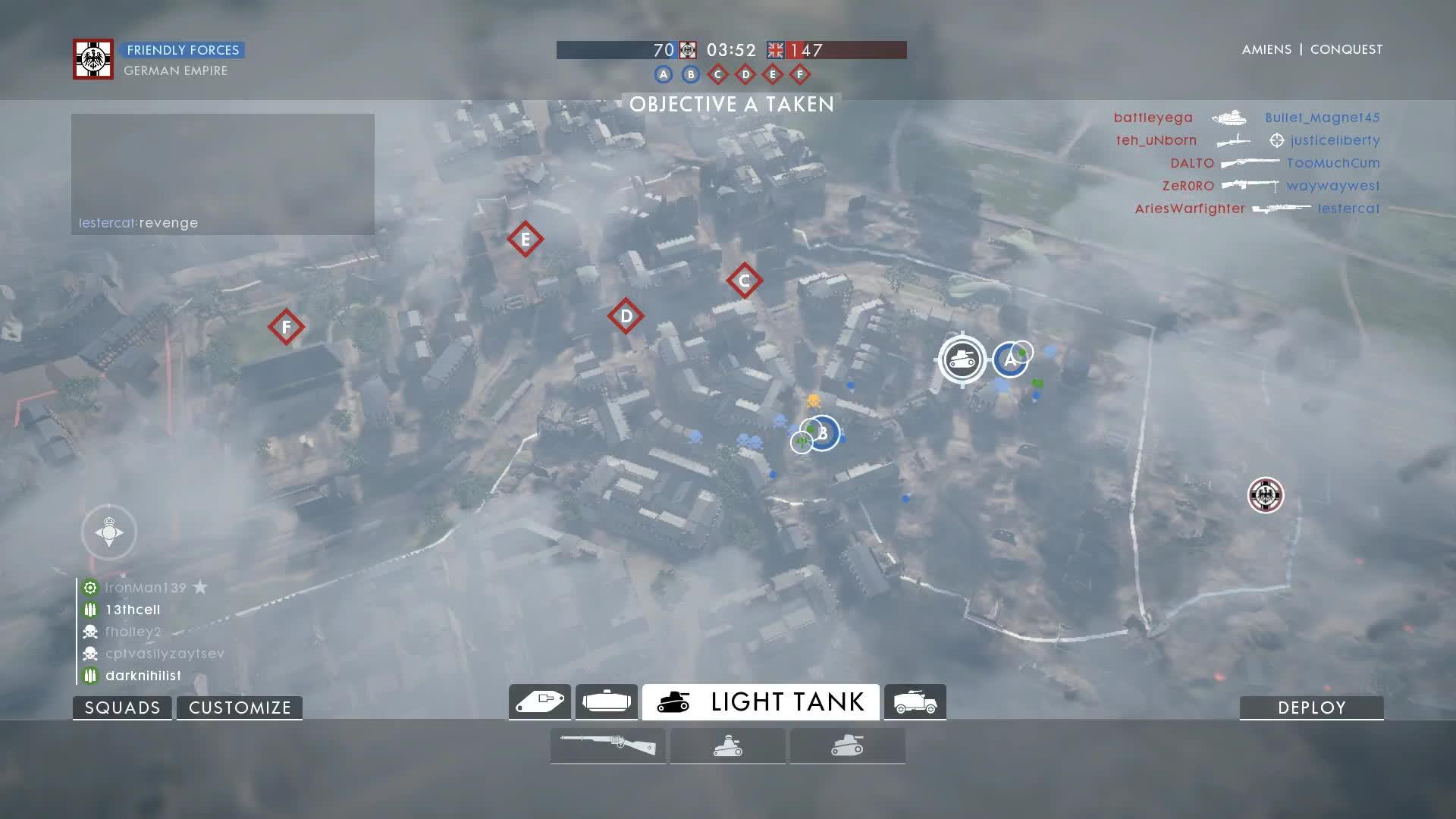 Battlefield 1, spawn kill, tank, Tank Spawn Kill Battlefield One GIFs