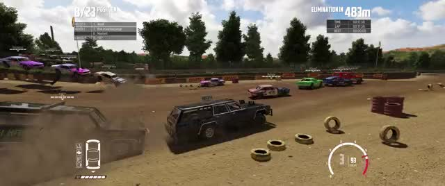 Watch and share Banger Racing GIFs and Ultrawide GIFs by MasterX on Gfycat
