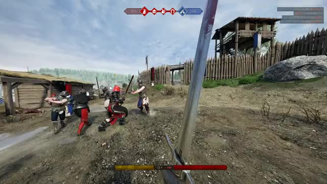 Watch and share Mordhau GIFs by st3althtv on Gfycat