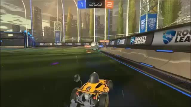 Rocket League Assist GIFs