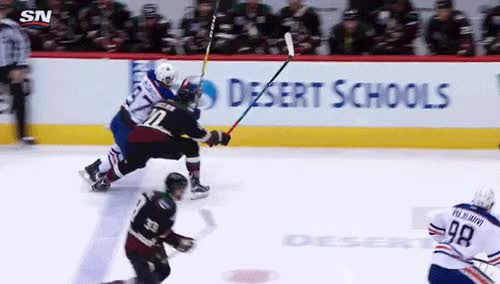 Watch and share Connor Mcdavid GIFs on Gfycat