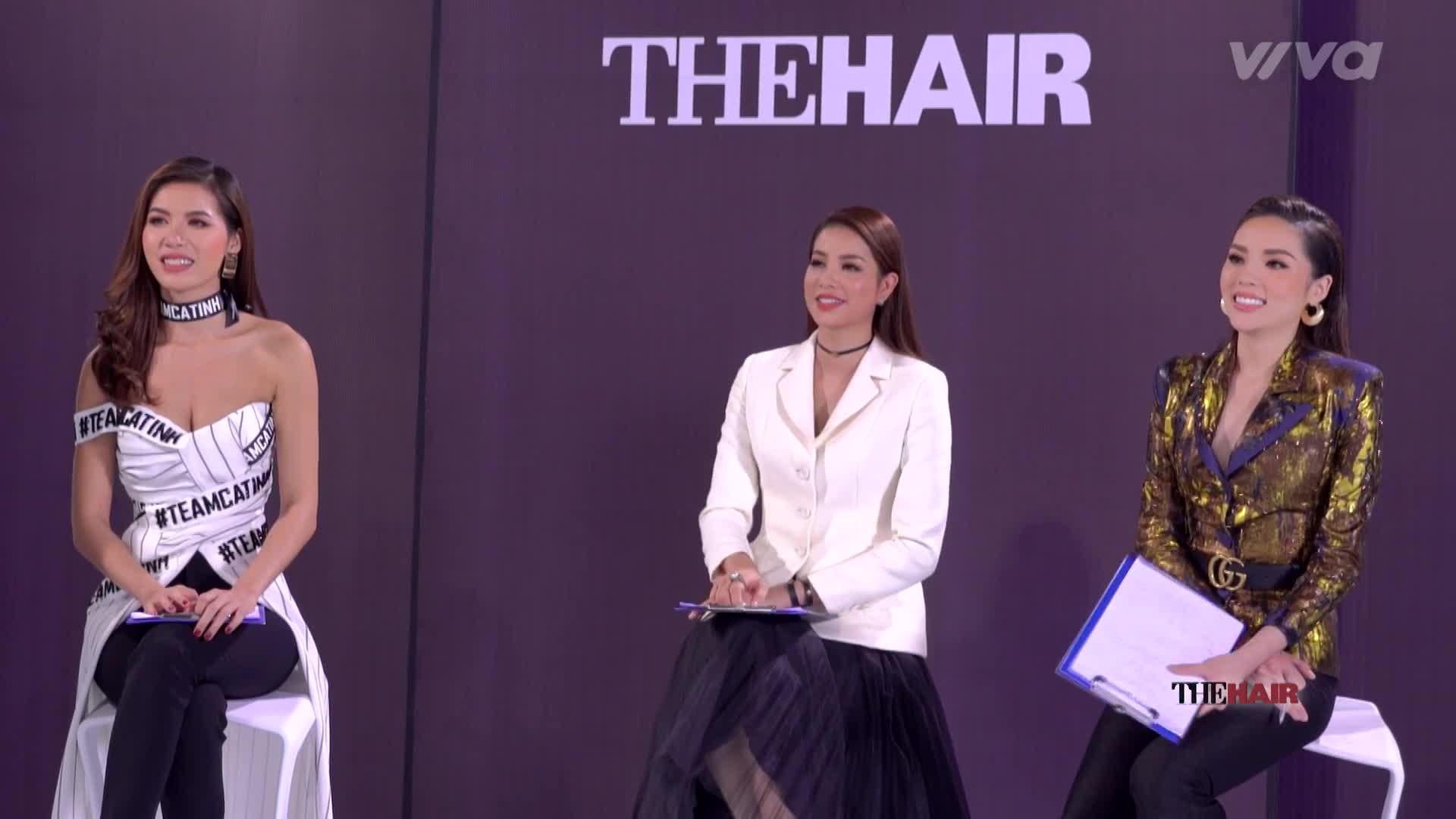 Chọn Phạm Hương rồi quyết định về đội Kỳ Duyên, đây là thí sinh có pha lật kèo ngoạn mục nhất The Look