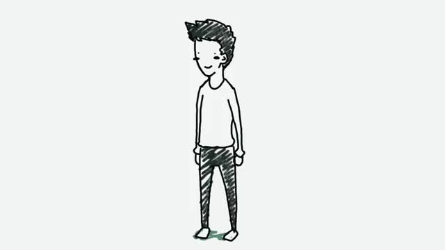 Watch and share Exercise - Animation By Turn-your-back GIFs on Gfycat