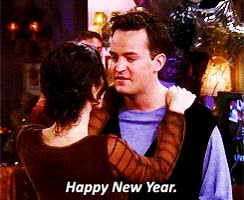 Watch this chandler GIF on Gfycat. Discover more chandler, chandler bing, friends, happy new year, matthew perry, new year, new years GIFs on Gfycat