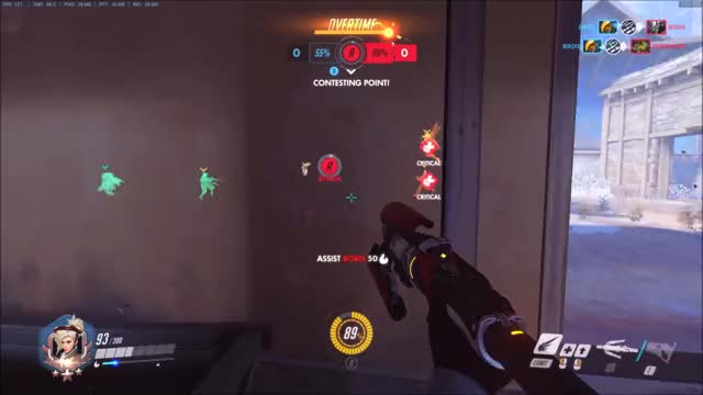Watch and share Overwatch GIFs and Clutch GIFs on Gfycat