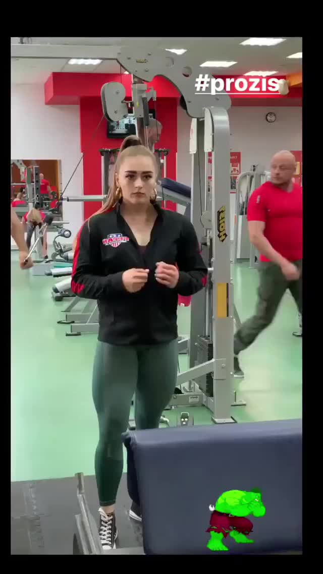 Watch and share Powerlifter GIFs and Julia Vins GIFs by RespectMyAuthoriteh on Gfycat
