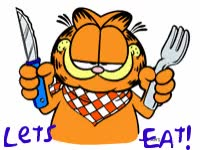 Watch and share Garfield GIFs and Hungry GIFs on Gfycat