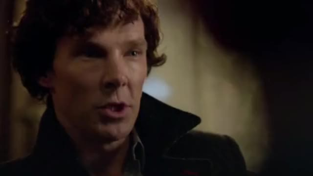 """Watch Sherlock Collapses 1/2 
