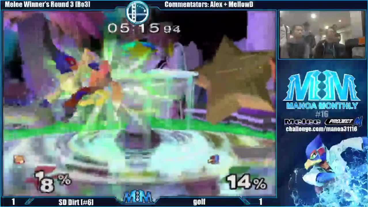 melee, scams, super smash bros, My proudest moment in all of melee GIFs