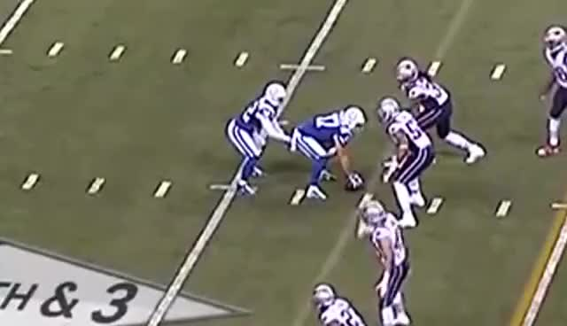 Watch and share The Colts Fake Punt GIFs on Gfycat