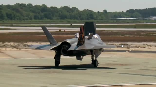 Watch and share F-35 Vertical Take-off GIFs by Movie & Military GFYS  on Gfycat