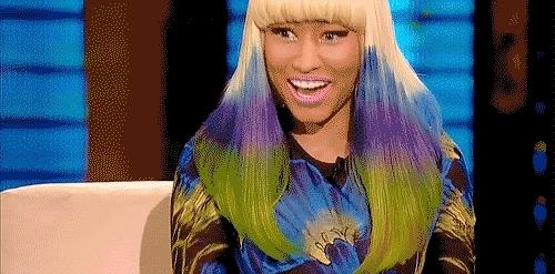 Nicki Minaj, ok, Okay! GIFs