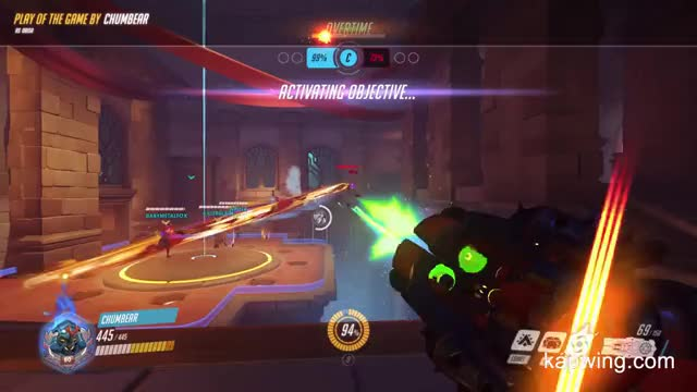 Watch Orisa GIF by @trueheart on Gfycat. Discover more related GIFs on Gfycat