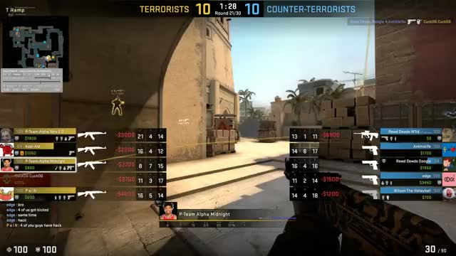Watch and share Counter-strike Global Offensive 4k GIFs by gruesomedaemon on Gfycat