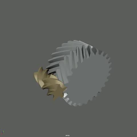Watch and share Herringbone Gears GIFs by Boomchacle on Gfycat