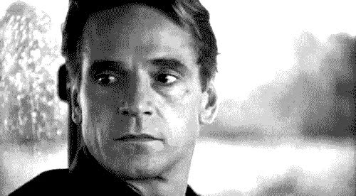 Watch and share Jeremy Irons GIFs and Celebrities GIFs on Gfycat