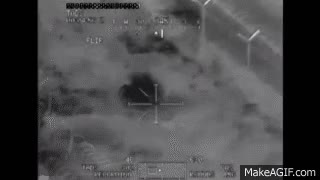Watch [GRAPHIC] FLIR Footage of Taliban - Afghanistan 2012 (ORIGINAL) GIF on Gfycat. Discover more related GIFs on Gfycat