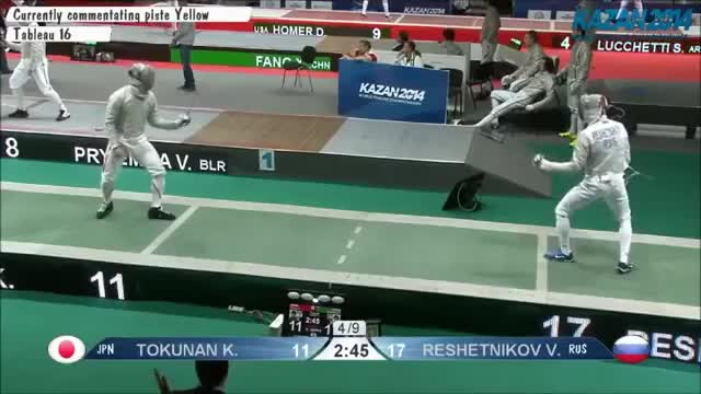 Watch and share Tokunan V Reshetnikov March GIFs on Gfycat