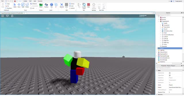 Watch and share Super Emote Maker Lolololol (MY PLACE ONLY) - Roblox Studio 9 14 2019 10 42 08 PM GIFs on Gfycat