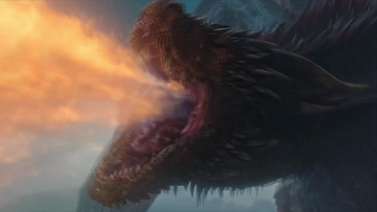 burn, drogon, fire, flames, game of thrones, iron throne, Drogon Burns the Iron Throne Game of Thrones GIFs