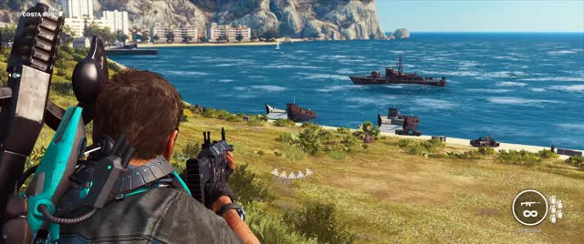 Watch and share Justcause3 GIFs by HamSammichOG on Gfycat