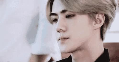 Watch Sehun GIF by Koreaboo (@koreaboo) on Gfycat. Discover more related GIFs on Gfycat