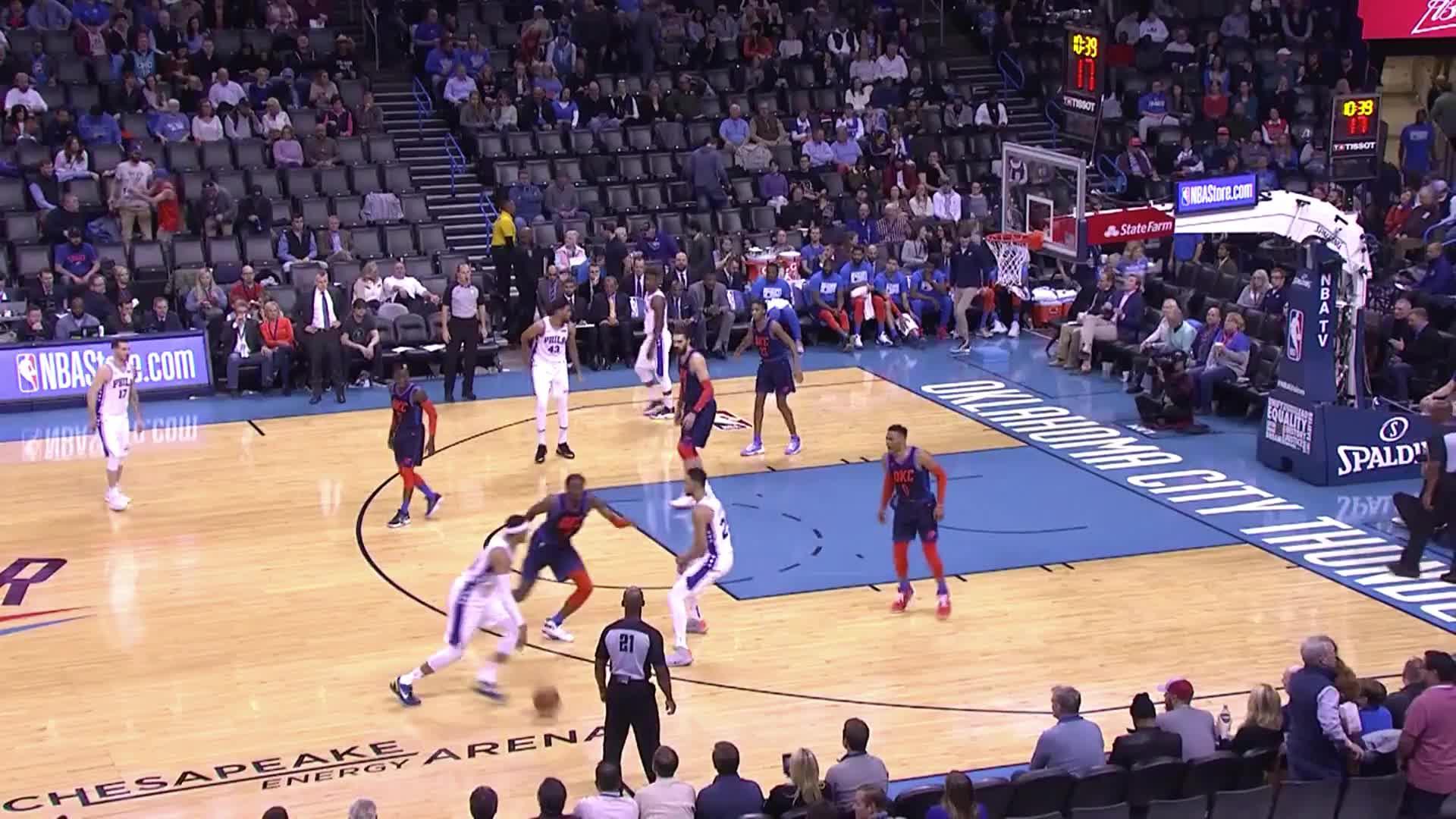 Jonah Bolden, NBA, basketball, Jonah Bolden Close Out GIFs