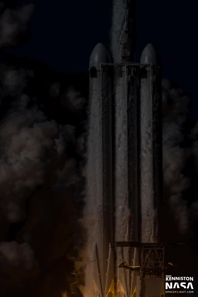 Watch Falcon Heavy GIF NSF GIF on Gfycat. Discover more related GIFs on Gfycat