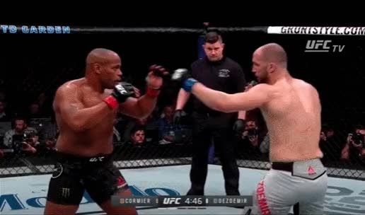 Watch and share Cormier Long Gif GIFs on Gfycat