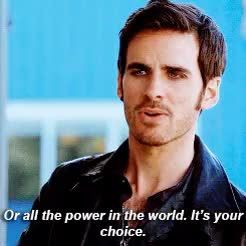 Watch and share Killian Jones GIFs and Golden Hook GIFs on Gfycat