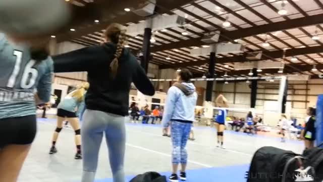 Watch and share Volleyball Coach GIFs on Gfycat