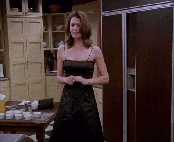 frasier, Frasier comes out the closet to Daphne (reddit) GIFs