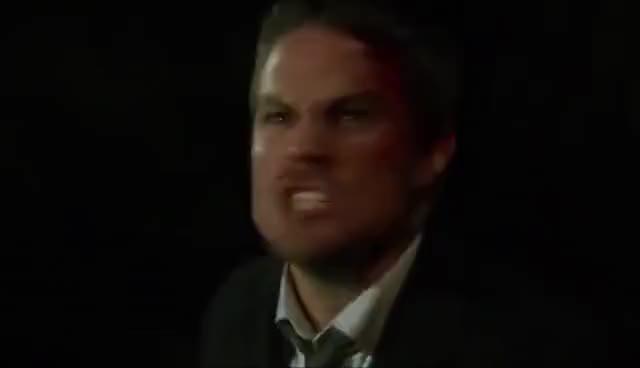 Watch Arrow - 2x20 Clip | Slade (Deathstroke) kills Moira Queen (HD) GIF on Gfycat. Discover more related GIFs on Gfycat