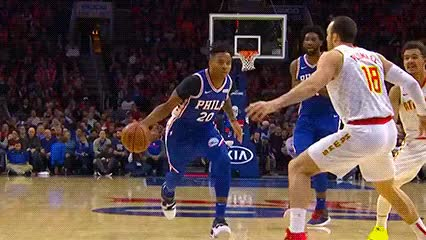 Watch and share Markelle Fultz — Philadelphia 76ers GIFs by Off-Hand on Gfycat