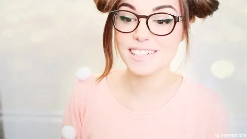 Watch Marzia Bisognin ( CutiePieMarzia )             ( none of the GIF on Gfycat. Discover more cutiepiemarzia, gif set, gifs, marzia bisognin, youtubers GIFs on Gfycat
