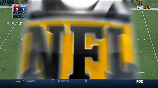 Watch and share SF 2014 @NYG - Hyde 5.1 GIFs by wafflehaus on Gfycat