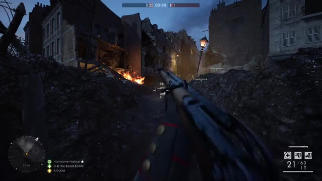 Watch this GIF by Gamer DVR (@xboxdvr) on Gfycat. Discover more AlDlAlM, Battlefield1, xbox, xbox dvr, xbox one GIFs on Gfycat