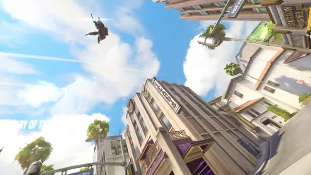 Watch and share Overwatch GIFs and Potg GIFs by reportravemom on Gfycat