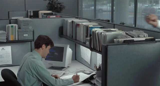Watch and share Officespace GIFs and Gaming GIFs by kompy_killer on Gfycat