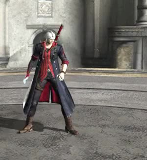 Watch and share Devil May Cry 4 GIFs and Edition GIFs on Gfycat