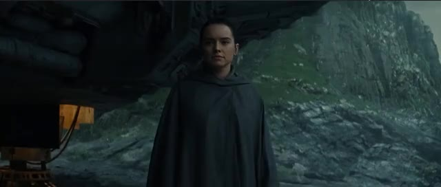 Watch and share Star Wars The Last Jedi GIFs and Daisy Ridley GIFs on Gfycat