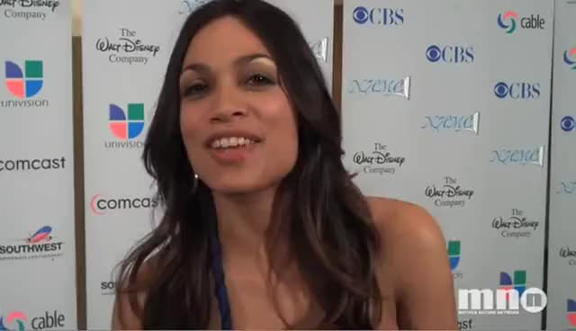 Watch and share Rosario Dawson GIFs and Red Carpet GIFs on Gfycat