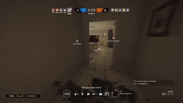 Watch and share Rainbow6 GIFs and Flick GIFs by thescottishsandman on Gfycat