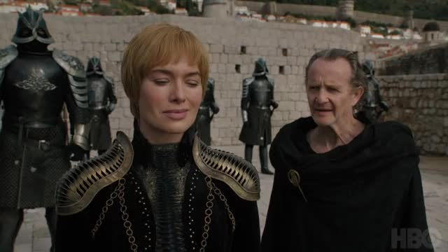 Watch and share Cersei Lannister GIFs and Game Of Thrones GIFs by Ricky Bobby on Gfycat