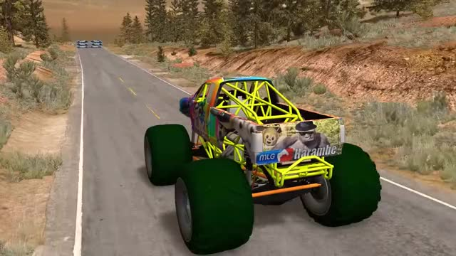 Watch and share Beamng Drive GIFs on Gfycat