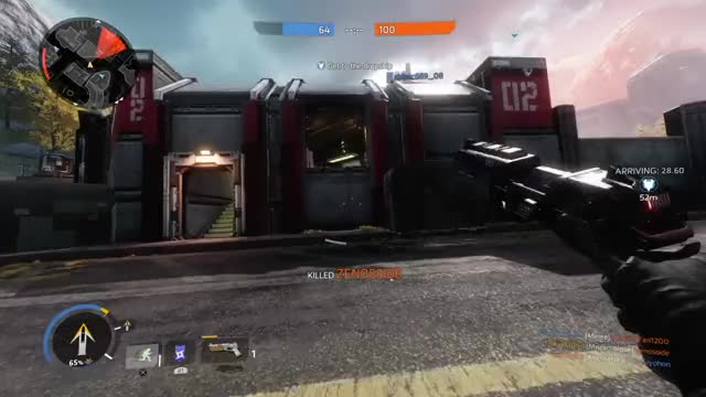 Watch and share Titanfall GIFs by thievasaurus on Gfycat