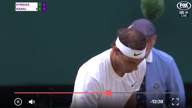 Watch and share Rafael Nadal GIFs and Celebs GIFs on Gfycat