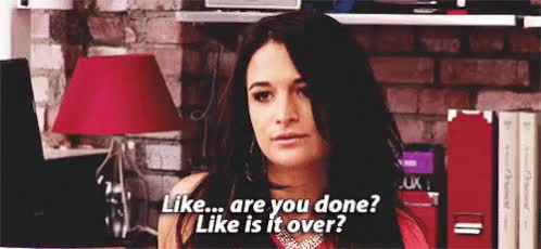 Watch and share Jenny Slate GIFs and Done GIFs on Gfycat
