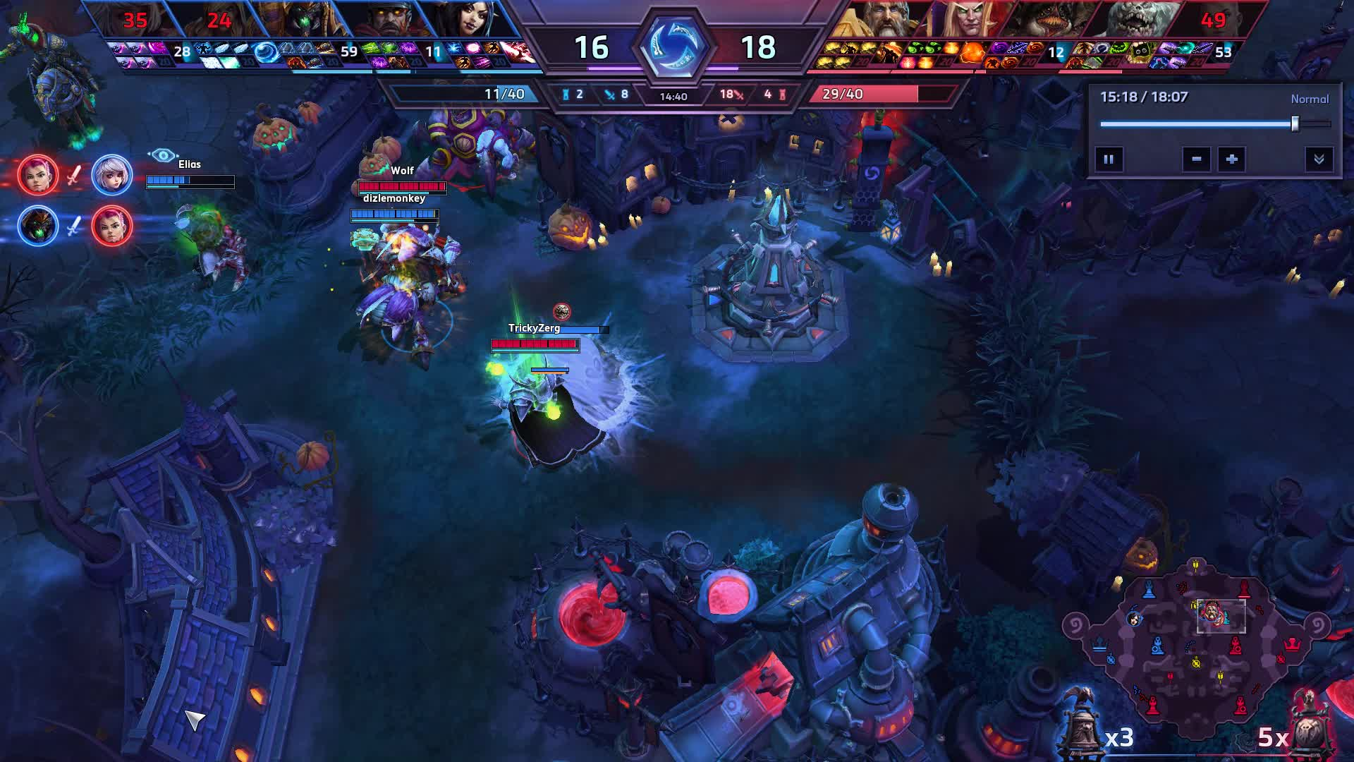 heroesofthestorm, Heroes of the Storm 2018.12.12 - 18.42.01.05.DVR GIFs