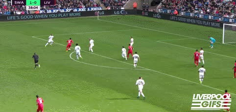 liverpoolfc, Liverpool Gifs - Sturridge, penalty shout. Yellow card. GIFs